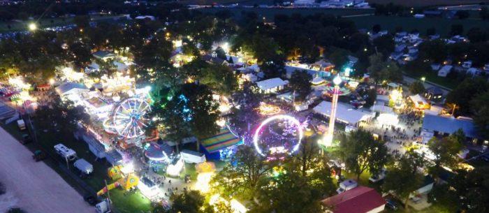 Dekalb County Fair 2020.Home Sandwich Fair